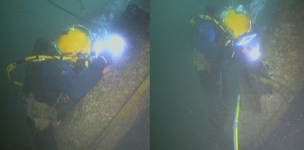 Underwater welding services in Vancouver, British Columbia