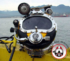 Professional diving services in Vancouver, BC